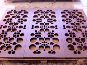 SCREENS CNC ROUTING